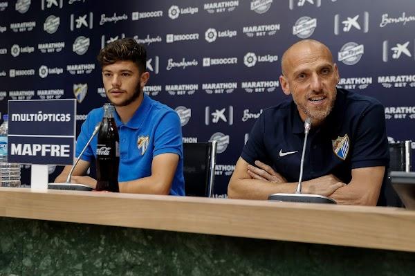 """David Cabello - Málaga Juvenil DH -: """"El objetivo es ser campeón"""""""