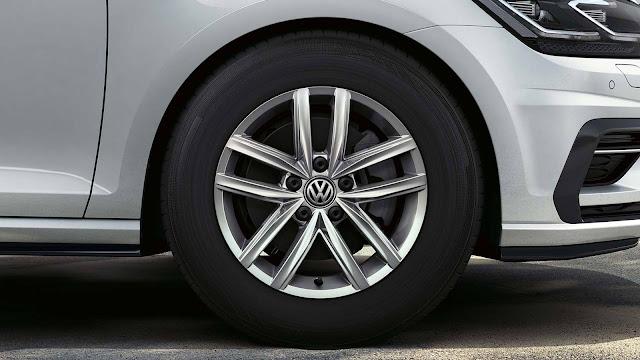 Novo VW Golf 2017 Comfortline