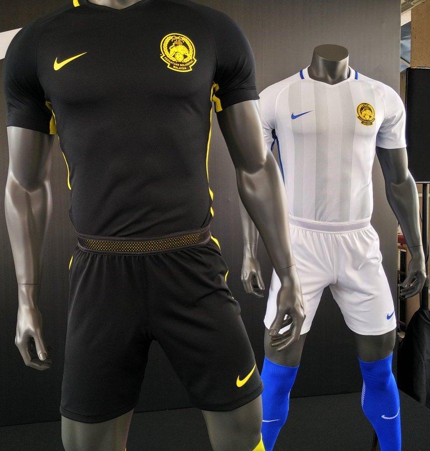 Nike apresenta as novas camisas da Malásia - Show de Camisas d2a4444aa9971