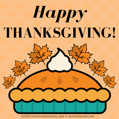 Mom2MomEd Blog: Happy Thanksgiving!