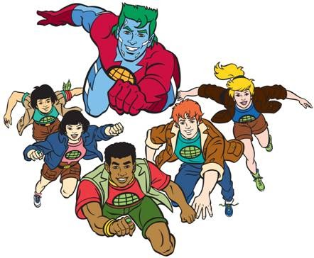 Image result for captain planet