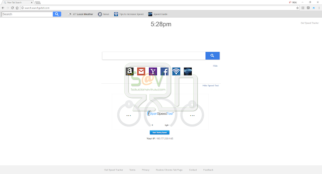 Search.searchgetstt.com (Get Speed Tracker)