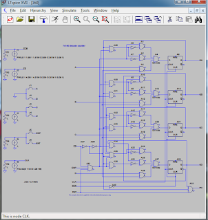 Screenshot 2 : LTspice XVII | Software Elektronika