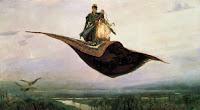 почему в сказках  летающий ковер тоже называли самолетом