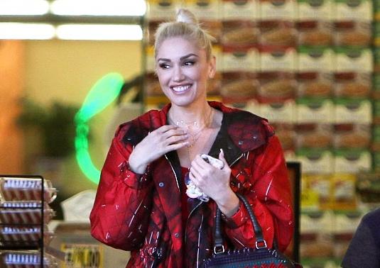2016-11-22 グウェン・ステファニー(Gwen Stefani)ロサンゼルスにて。