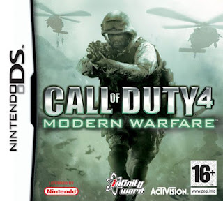 Call of Duty 4: Modern Warfare, NDS, Español, Mega, Mediafire