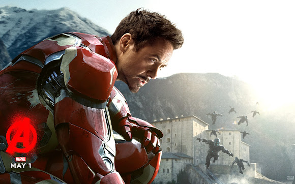 Iron Man Avenger Age of Ultron Wallpaper
