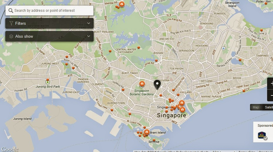 Spa Rael Singapore Map,Map of Spa Rael Singapore,Tourist Attractions in Singapore,Things to do in Singapore,Spa Rael Singapore accommodation destinations attractions hotels map reviews photos pictures