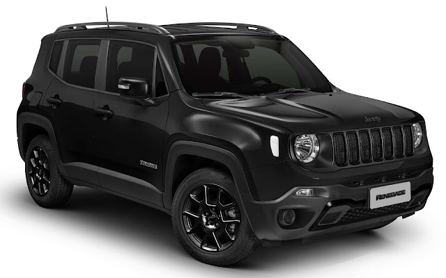 Jeep Renegade A/T Night Egle 2019