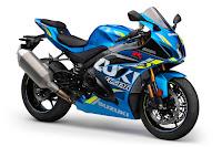 Suzuki GSX-R1000R MotoGP Replica (2018) Front Side