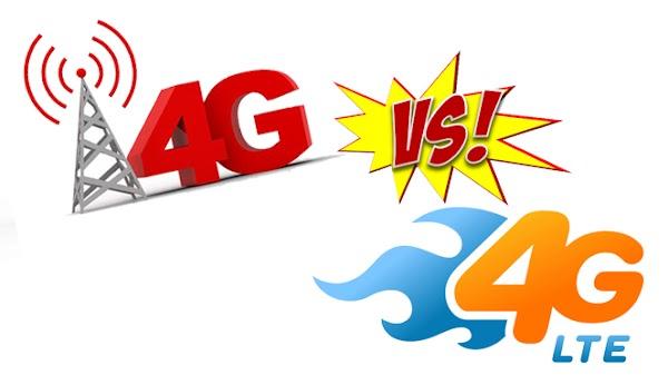 Inilah Perbedaan 4G Dan 4G LTE