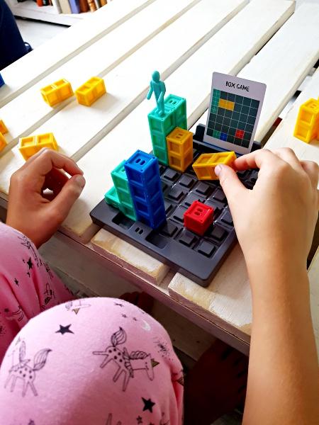Hoy jugamos a Box Game tiger juegos logica ingenio