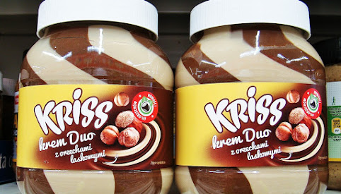 Słodki krem duo, Kriss