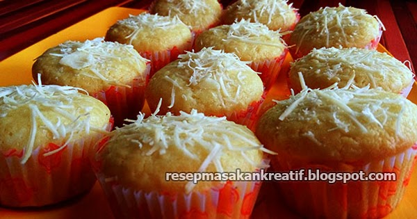 Resep Cara Membuat Muffin Keju Panggang Praktis Aneka Resep Masakan Sederhana Kreatif