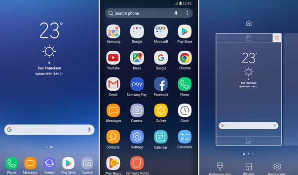 Samsung TouchWiz Launcher download
