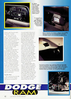 image in color of Car Audio and Electronics March 1997 Page 40