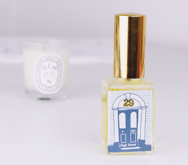 Lush 29 High Street Perfume Review