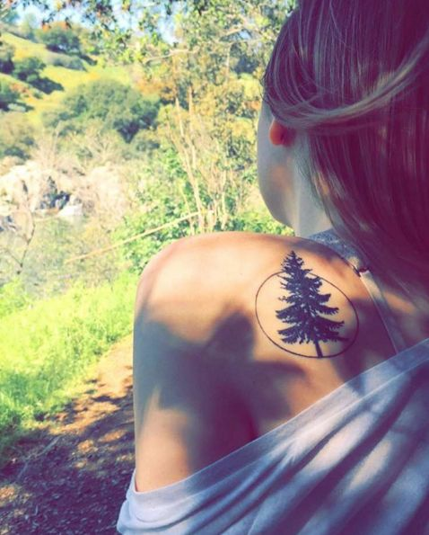 Unique Back Tattoos For Women