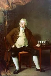 Portrait of Richard Arkwright by Joseph Wright of Derby, 1790