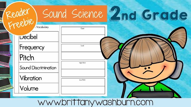 2nd Grade Sound Science