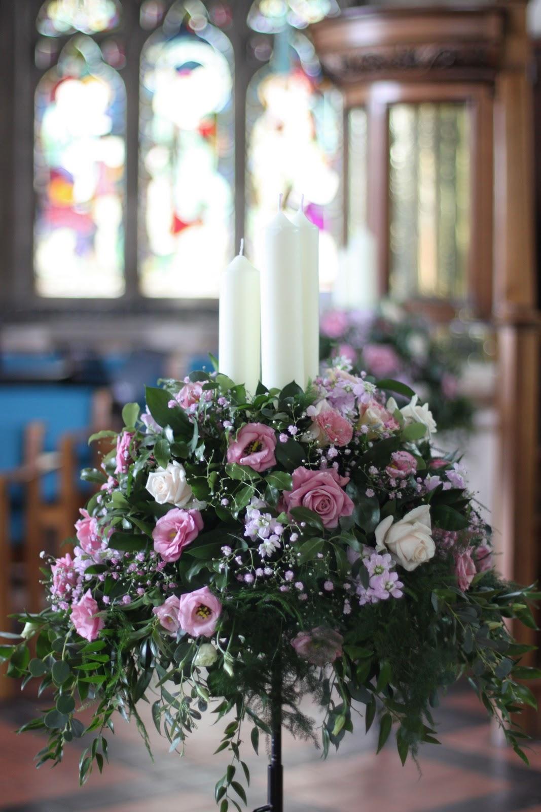 Wedding Flowers Blog Sarah S Wedding Flowers Warsash Church Amp The Alverbank Hotel