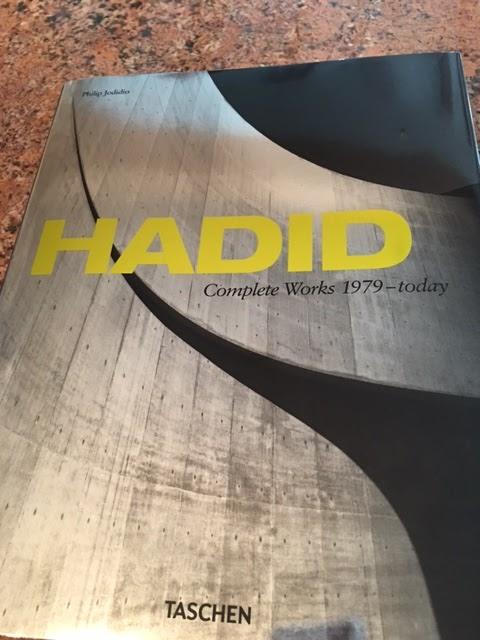 Eileen Verbs Books: ZAHA HADID!