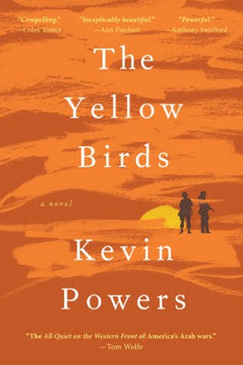 The Yellow Birds by Kevin Powers - book cover