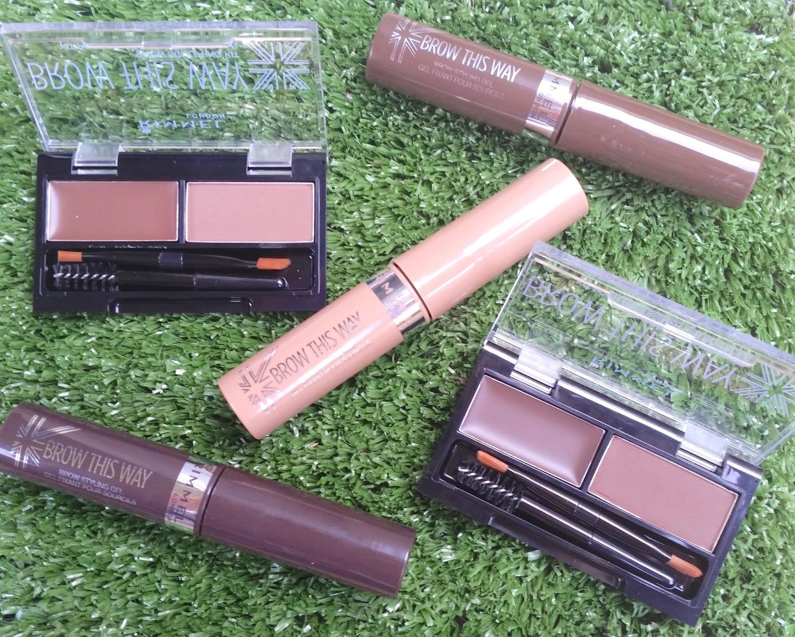 b261391246e Brow This Way Eyebrow Sculpting Kits! Shades – Mid Brown & Dark Brown. RRP  $12.95 (Shop!)
