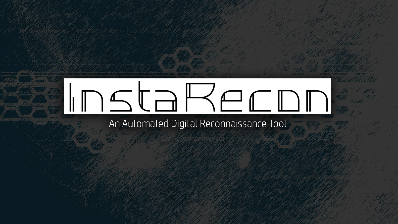 InstaRecon - An Automated Digital Reconnaissance Tool