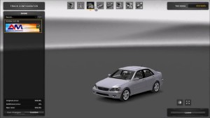 Car - Lexus IS300 v 1.0