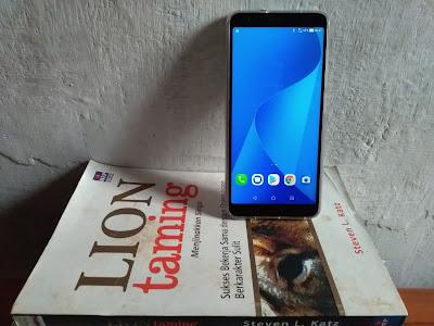 Review Smartphone: Asus ZenFone Max Plus