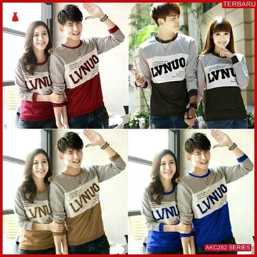 AKC262S160 Sweater Couple Lvnuo Anak 262S160 Pasangan BMGShop