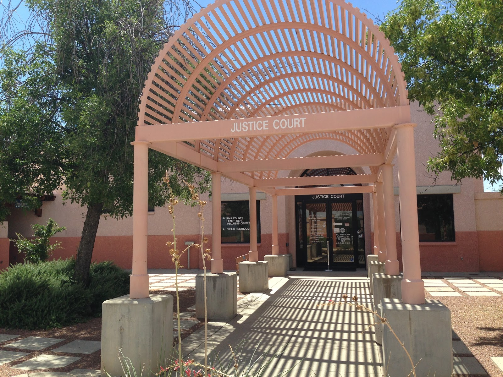 Arizona Real Estate Blog: Green Valley Justice Court - Pima
