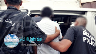 عاجل بنزرت:إيقاف متورطين في جريمة قتل بعلبة ليلية وعسكري في حالة فرار