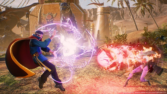 Marvel VS Capcom Infinite PC Free Download Screenshot 3