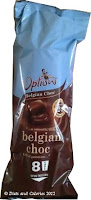 Options hot chocolate drink belgian choc instant cups