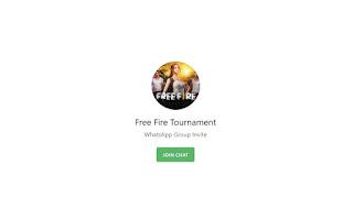 free tournamnet whatsapp group link