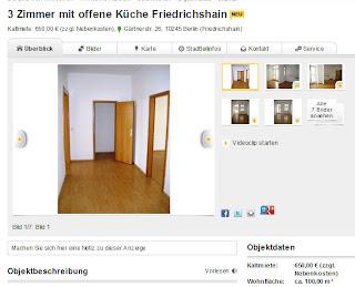 3 zimmer mit offene k che friedrichshain gegen wohnungsbetrug against rental scammers. Black Bedroom Furniture Sets. Home Design Ideas