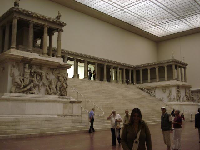 Pergamon Museum, Berlim.