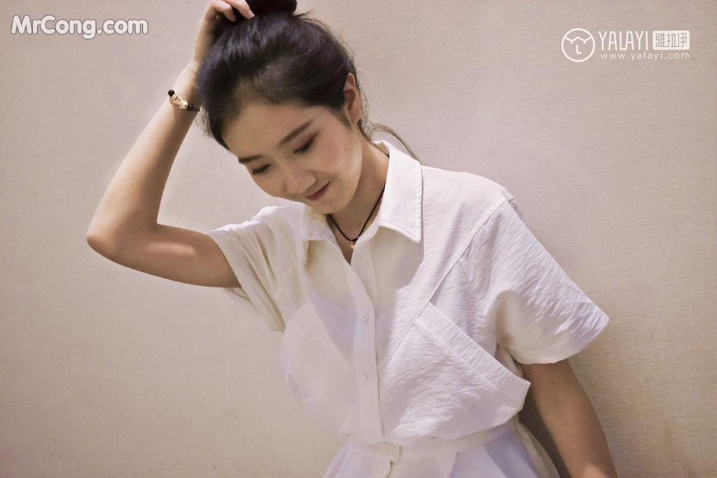 Image YALAYI-No.009-Lin-Xiao-Wei-MrCong.com-005 in post YALAYI No.009: Lin Xiao Wei (林小珂) (55 ảnh)