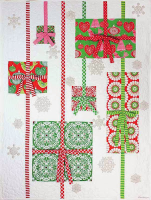 Free Christmas Quilt Patterns To Download.Quilt Inspiration Free Pattern Day Christmas Part 2 Gifts