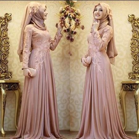 Model Baju Kebaya Modern Berjilbab Yang Sangat Modis Galeri Batik