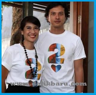 Dian Sastrowardoyo dan Nicholas Saputra Pemeran Utama di Ada Apa Dengan Cinta AADC 2