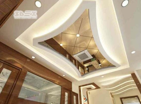 75 Most Popular Pop Ceiling Design Photos Living Hall