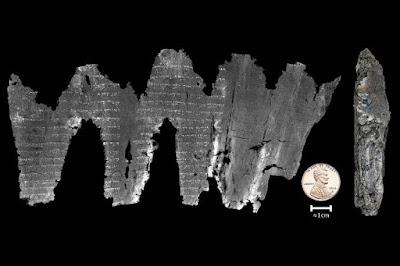 Pesquisadores encontraram em pergaminho um dos primeiros manuscritos da Bíblia