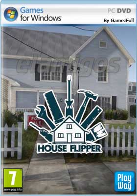 Descargar House Flipper pc full español mega y google drive /