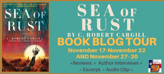 Sea of Rust Book Blog Tour #LoneStarLit