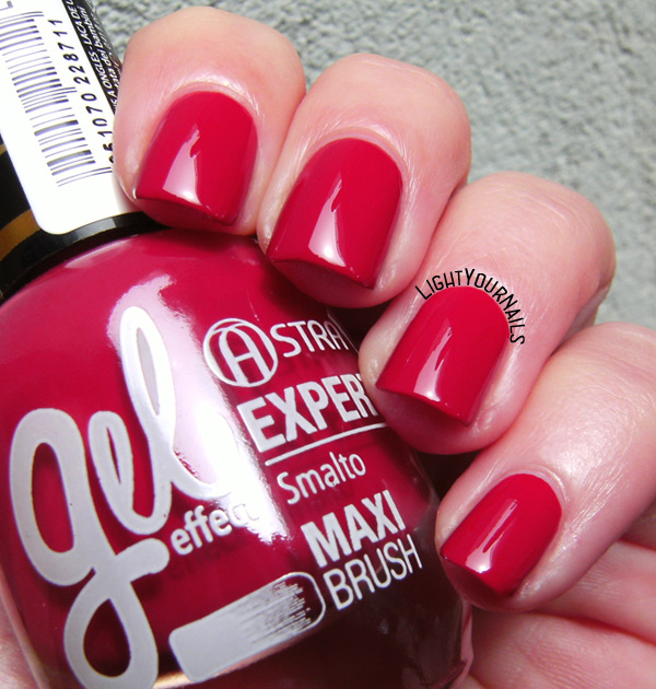 Astra Expert Gel Effect n. 31 Passion Ribes