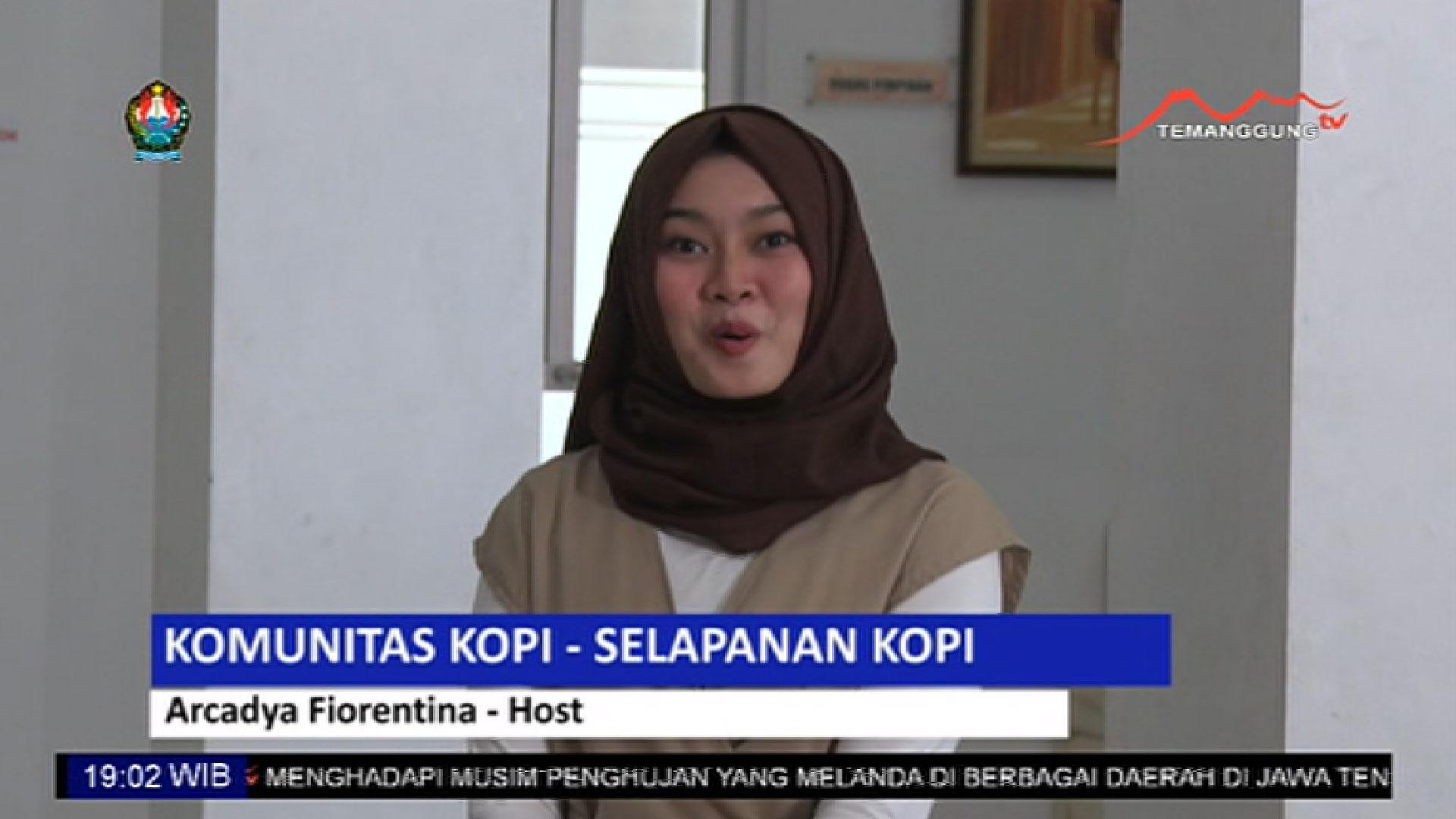 Frekuensi siaran Temanggung TV di satelit Telkom 4 Terbaru