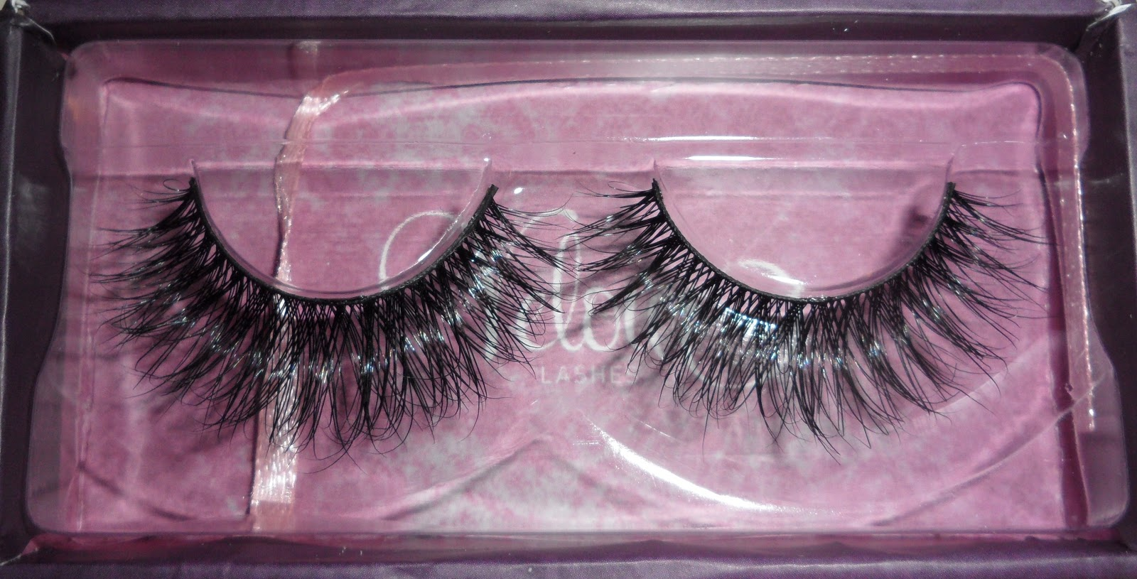 dc2bbff3c9a I'm here today with a review on Velour Lashes' Oops Naughty Me. To give a  brief background, Velour Lashes was founded by two best friends, Mabel and  Angela, ...